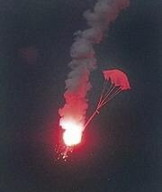 Zum fachkundenachweis über pyrotechnische seenotsignalmittel
