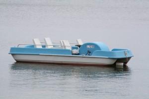 Tretboot