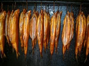 Köstliche Renken aus eigener Fischerei und Räucherei